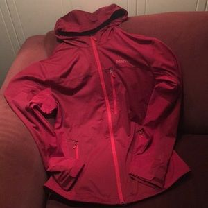 Men's L NWT Marmot ROM heavy lightweight jacket